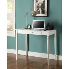 Convenience Concepts French Country Desk White 6042195 Home Office Desks