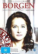 Borgen Season 3 NEW R4 DVD