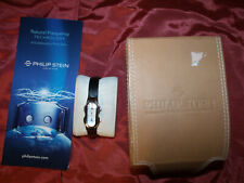 Philip Stein Signature Dual Time Mini Watch with Natural Frequency Technology