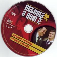 Collezione originale ATTENTI A QUEI DUE in DVD in ITALIANO