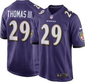Nike Baltimore Ravens Home Jersey Earl Thomas #29 size 3XL $100