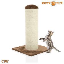 Cozy Pet Deluxe árbol del Gato que Rasguña el Poste Sisal Calidad árboles Cat-CT07-Chocolate