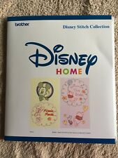 Brother DISNEY Home DISNEY STITCH COLLECTION Embroidery Card ~ Mickey/Pooh