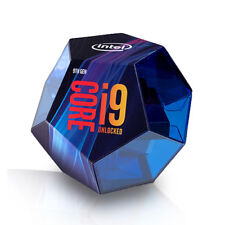 Intel® Core™ i9-9900K 8C/16T UNLOCKED Processor, LGA 1151 - Retail Box - SEALED