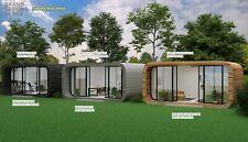 More details for garden room, garden office, log cabin, garden studio, gym, summer house etc.