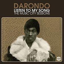 Darondo - Listen to My Song: Music City Sessions [New Vinyl] UK - Import