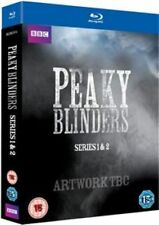 Peaky Blinders The Complete Series 1 and 2 - Blu-ray Region a
