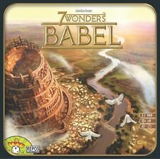 7 Wonders: Babel - Board Game - Asmodee - Brand New - Free Shipping