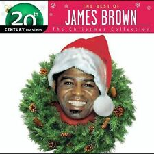 NEW The Best of James Brown: The Christmas Collection (20th Century Masters)