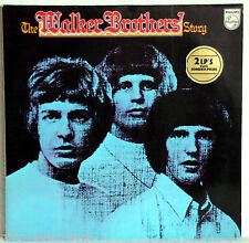 "12"" Vinyl - The WALKER BROTHERS Story - 2LP"
