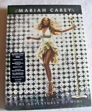 MARIAH CAREY NEW  DVD THE ADVENTURES OF MIMI LIVE TOUR - TWO DISC BOX SET