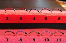 UV - Nymphen Gr.14 freie Farbwahl Felchen Renken Hegenen Hegene Rotaugen Äsche