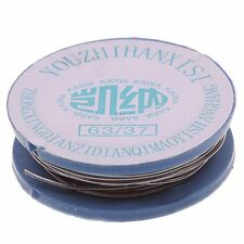 0.8mm Tin Le Rosin Core Flux Welding Iron Solder Soldering Wire Reel 1.7M