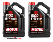 Aceite Motor Motul 6100 SYN-CLEAN 5W30 C3 DPF, Pack 10 Lts MB229.51 Chrsyler
