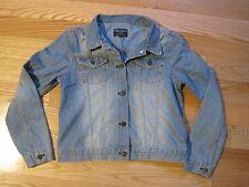 Women's American Eagle Outfitters, Denim Jacket, AEO, Medium, Junior size, Nice.