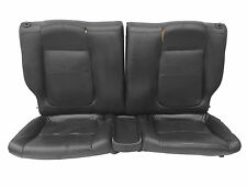 1994-2001 Acura Integra GSR VTEC OEM JDM Black Leather Rear Seats Trim B18 DC2