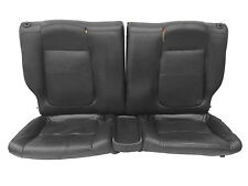 94-01 Acura Integra GSR VTEC Hatch OEM JDM Black Leather Rear Seats Trim B18 DC2