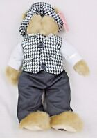 Harrison TS Trade Secret 2007 Mohair Collectible Plush Doll Teddy Bear with tag