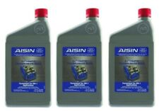 NEW Set of 3 ATF DW-1 Automatic Transmission Fluids Aisin for Honda Acura