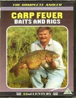 , The Complete Angler Series - Carp Fever Baits And Rigs, New, DVD