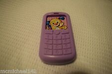 Fisher Price Laugh And Learn My Pretty Purse Purple Rattle Phone Replacement Toy