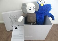 "New in Box Kaws Seeing/Watching Limited Edition 16"" Plush Sold Out"
