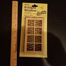 Houseworks Doll House 8-Light Window 1/12th Scale