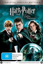 Harry Potter And The Order Of The Phoenix (EX RENTAL DISC CASE AND ARTWORK $3 OR