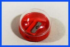 Roter KUM Bleistiftanspitzer um 1960, ungebraucht / pencil sharpener