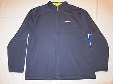 Mens Reebok Jacket Grey Size XL Xtra Large MSRP $110