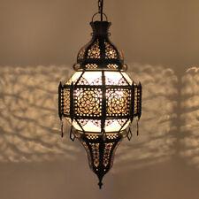 Orientalische Laterne Marokko Lampe Hängeleuchte Orient Arabische Leuchte Targa