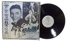 FRANK SINATRA Step Lively Soundtrack LP HOLLYWOOD SOUNDSTAGE RECORDS US NM