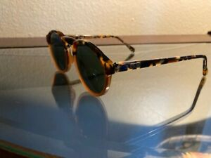 Vintage Ray Ban Gatsby model Style 1 W1516 Sunglasses,w/tortoise frame