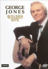 GEORGE JONES - GOLDEN HITS NEW DVD