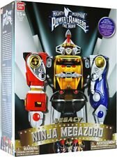 Mighty Morphin Power Rangers Legacy Movie Ninja Megazord *Brand New*