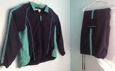 Active Frontier Track Suit Windbreaker Jacket Pants Vintage mens Large Hipster
