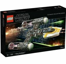 NEW & SEALED Lego Star Wars UCS Y-Wing Starfighter 75181 [RETIRED SET]