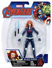 "BLACK WIDOW marvel avengers 5"" new sealed action figure"