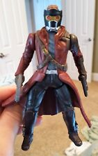 """Marvel 5"""" Guardians of the Galaxy Action Figure STAR-LORD Arms/Mask Move Up Down"""