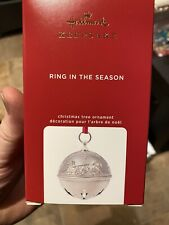 2020 Hallmark Keepsake Ring In The Season Ornament Nib