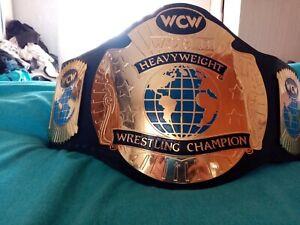 WCW World  Heavy Weight Wrestling Championship Belt.Adult size