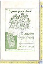 Carta Assorbente Pubblicitaria - Adv Blotting Paper - SUPER IRIDE