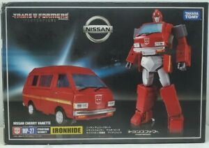 G1 Transformers MP 27 Masterpiece IRONHIDE figure with box