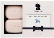 Noodle & Boo French-Milled Baby Soap - 2 bars