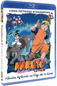 Naruto - Le film : Mission spéciale au Pays de la Lune [Blu-ray] NEUF - VF