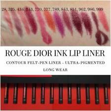 Rouge Dior Ink Liquid Lip Liner 789 Deep Bright Fuschia Long Lasting New No BOX