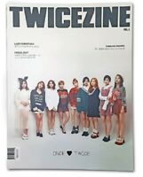 TWICE Official Twicezine Vol.1 Limited Photobook 100p Mina Dahyun Chayoung
