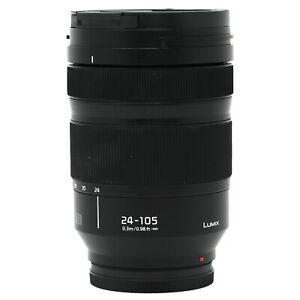 Panasonic Lumix S-R24105 24-105mm f/4 Macro O.I.S. Lens - UK NEXT DAY DELIVERY