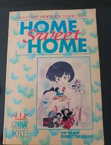 Maison Ikkoku, Vol. 3: Home Sweet Home
