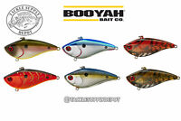 Booyah Lipless Crankbait One Knocker Rattling 1/4oz - Pick
